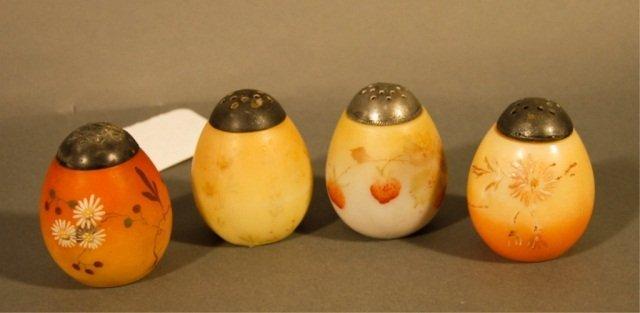 7: Four Mt Washington Salt and Pepper Shakers