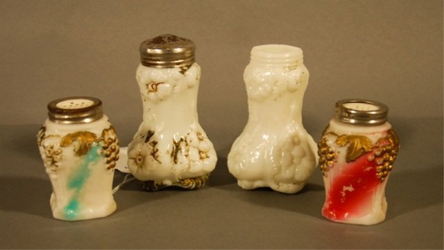 10: Four Salt and Pepper Shakers to Include: