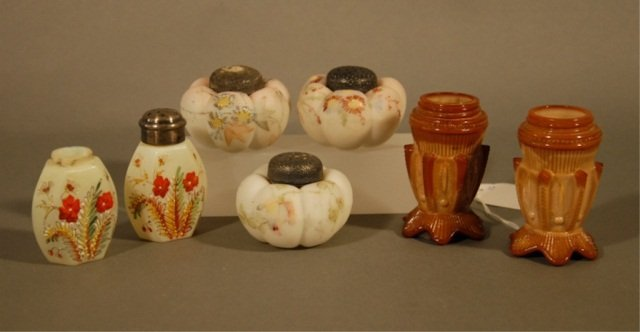 14: Seven Salt and Pepper Shakers to Include: