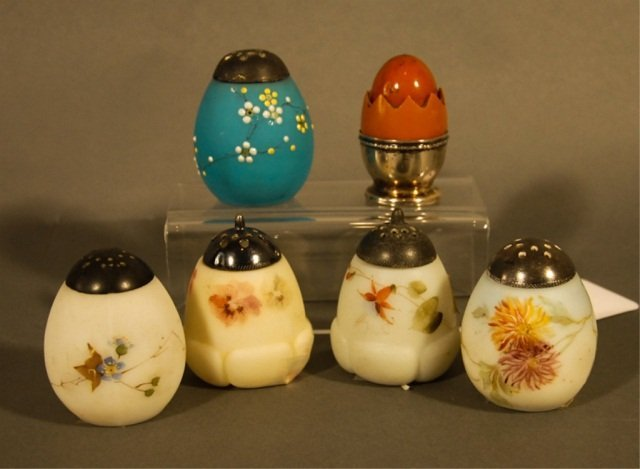24: Six Salt and Pepper Shakers to Include: