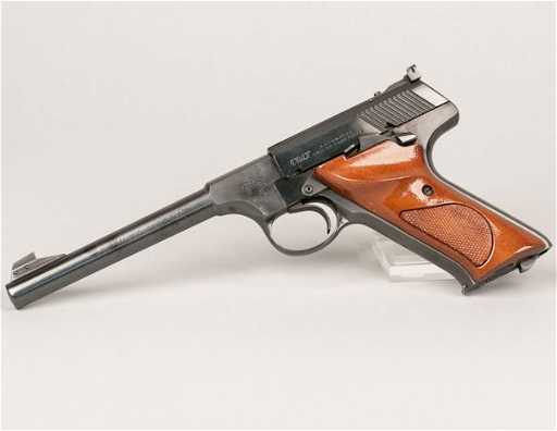 Colt woodsman case