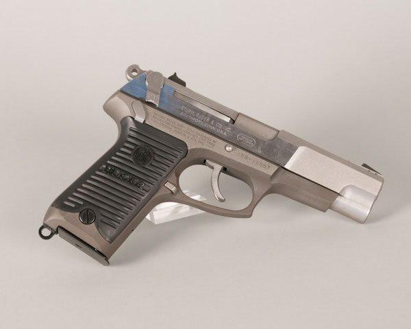 454: Ruger P85 Mark II 9mm Para