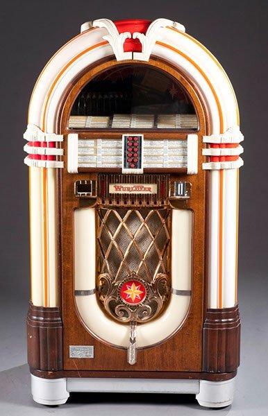 100: Wurlitzer Juke Box, Model OMT, 60Hz