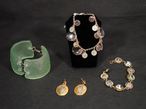 24: Lot of Jewelry To include; Reed & Barton (from Kell
