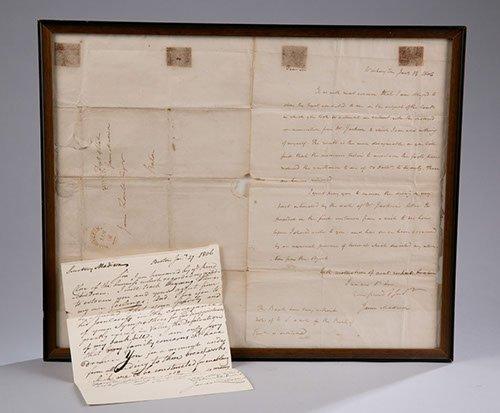 James Madison Letter