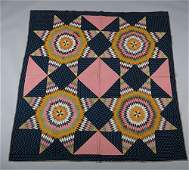 Perry Co. Pennsylvania Pieced Quilt