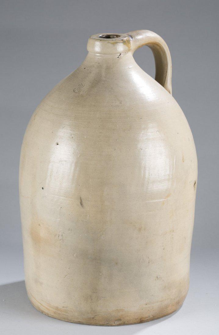 Three Gallon Stoneware Crock Jug