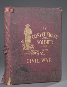 "Book ""The Confederate Soldier in the Civil War"""