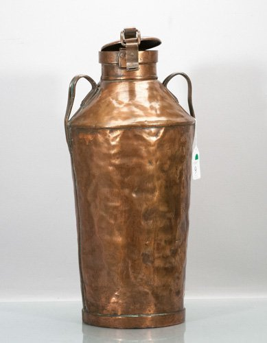 Two Handled Copper Jug