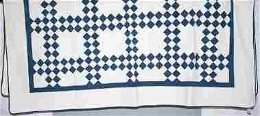 Somerset, Pennsylvania, Pieced Quilt, Late 1800s