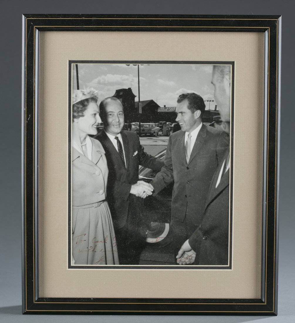 Richard M. Nixon Photograph