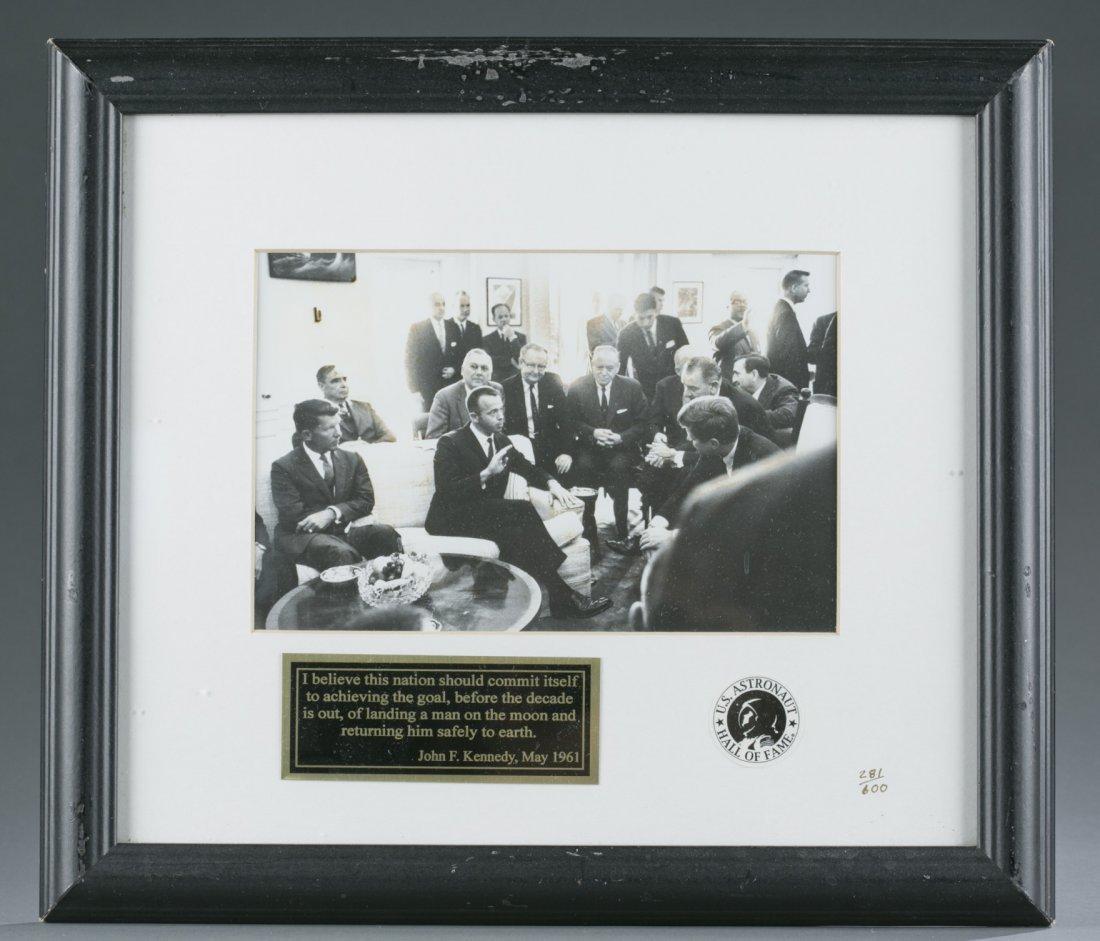 John Kennedy Photograph