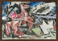 John Ward Lockwood, American, 1894-1963, Untitled,
