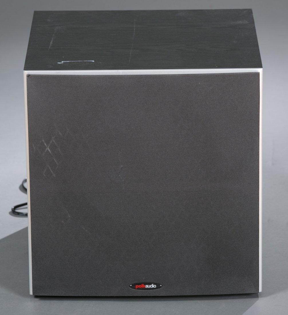 Polk Audio Speaker, Model PSW12 1106