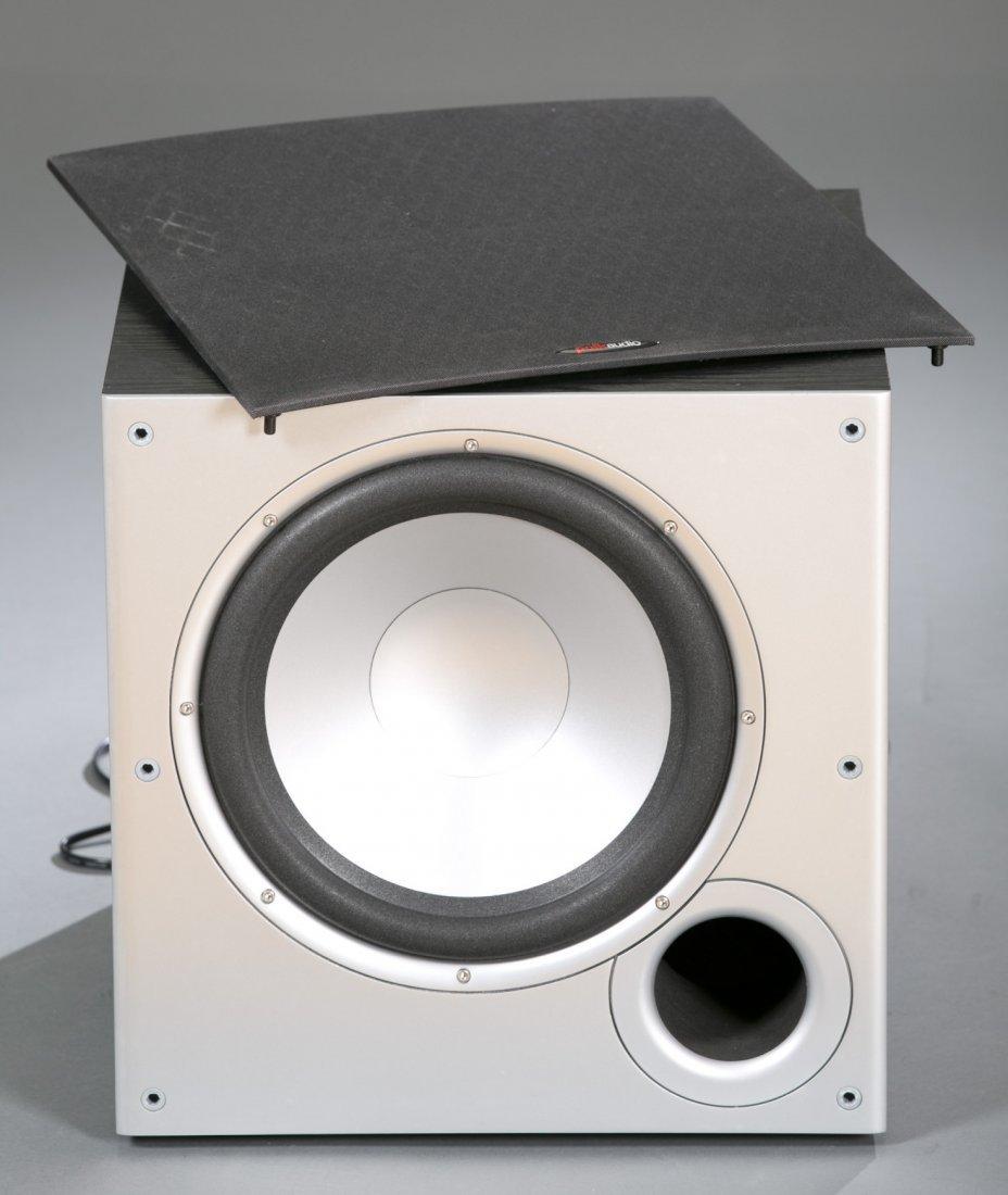 Polk Audio Speaker, Model PSW12 1106 - 3