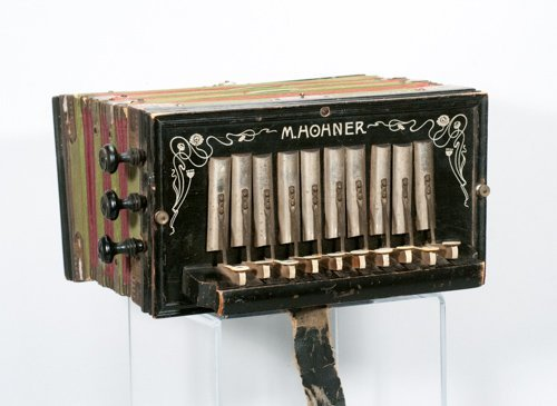 M. Hohner Gold Medal Accordion