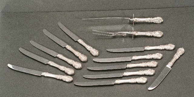 Reed and Barton Sterling Silver Flatware - Francis I