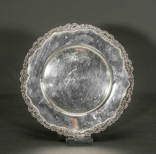 Towle Sterling Silver Tray