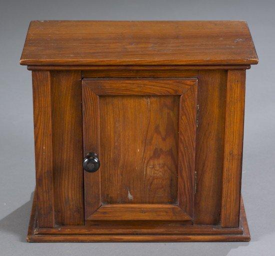 Ca. 1900 Pine Hanging Cupboard