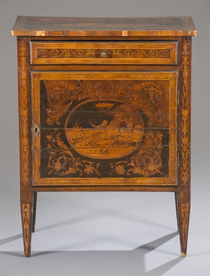Continental Neoclassical Style Commode, 19th Century