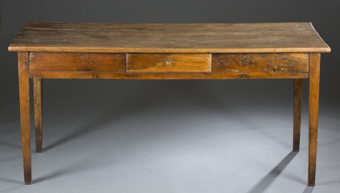 Country Pine Farm Table