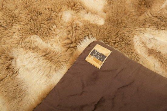 Peruvian Vicuna Fur Blanket - 3