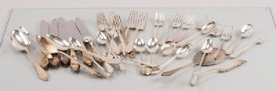 Group of Sterling Flatware