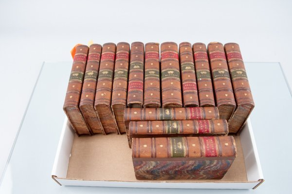 Nine Titles by Irving and Washington