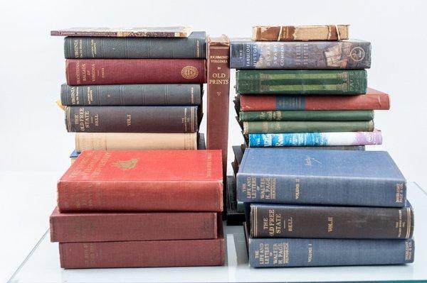 Virginia, Abt. 31 Vols. Colonial, Revolutionary Era,