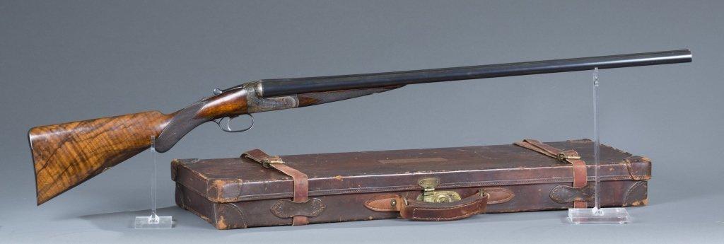 Westley Richards & Co. Engraved 12 Gauge Shotgun