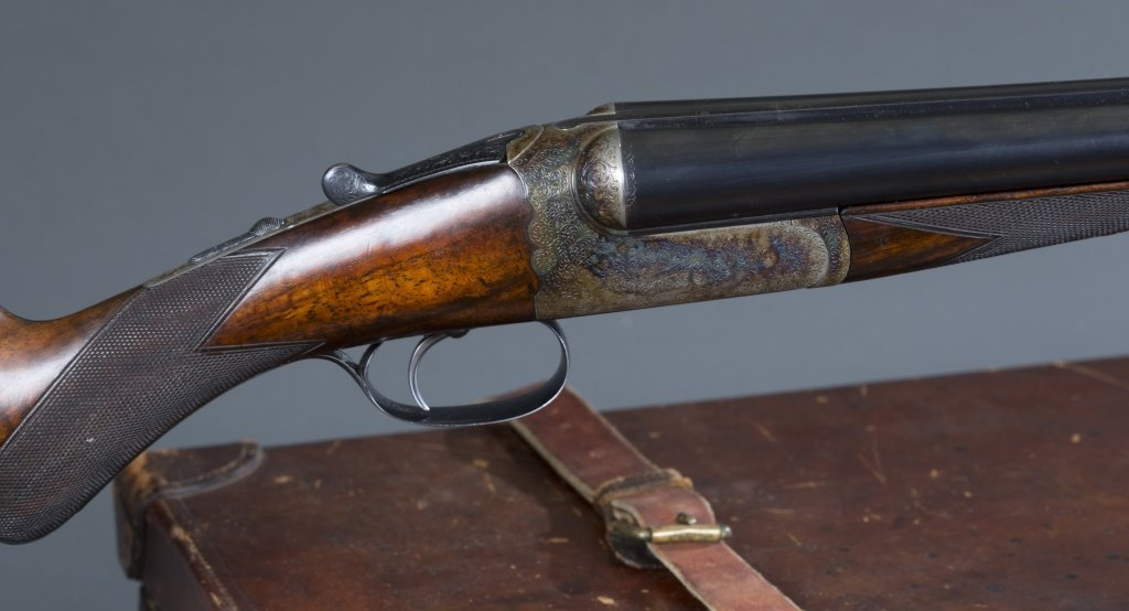 Westley Richards & Co. Engraved 12 Gauge Shotgun - 3