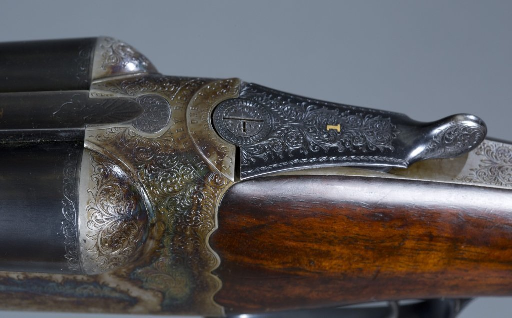 Westley Richards & Co. Engraved 12 Gauge Shotgun - 7