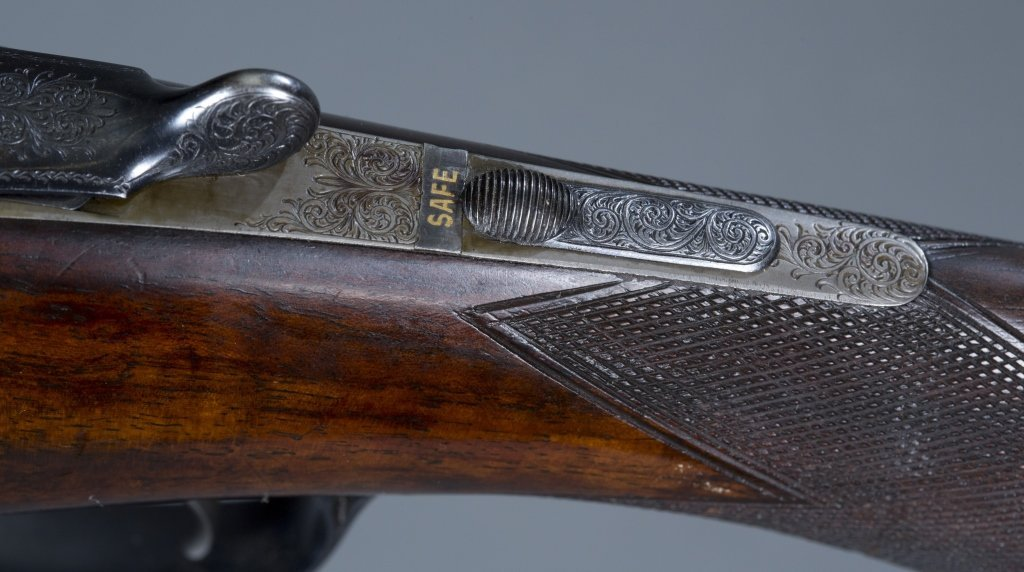 Westley Richards & Co. Engraved 12 Gauge Shotgun - 8