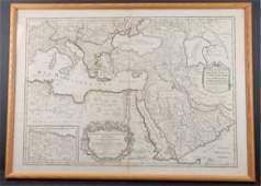 Jan Elwe Map, Estats De l'Empire Du Grand Seigneur
