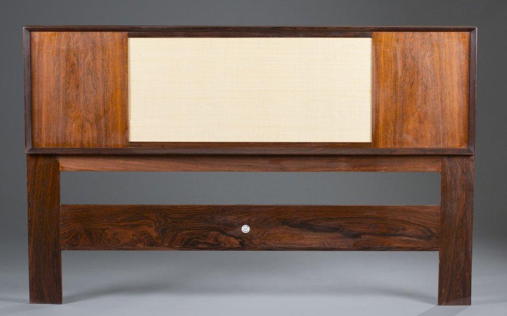 Falster Rosewood Reversible Headboard