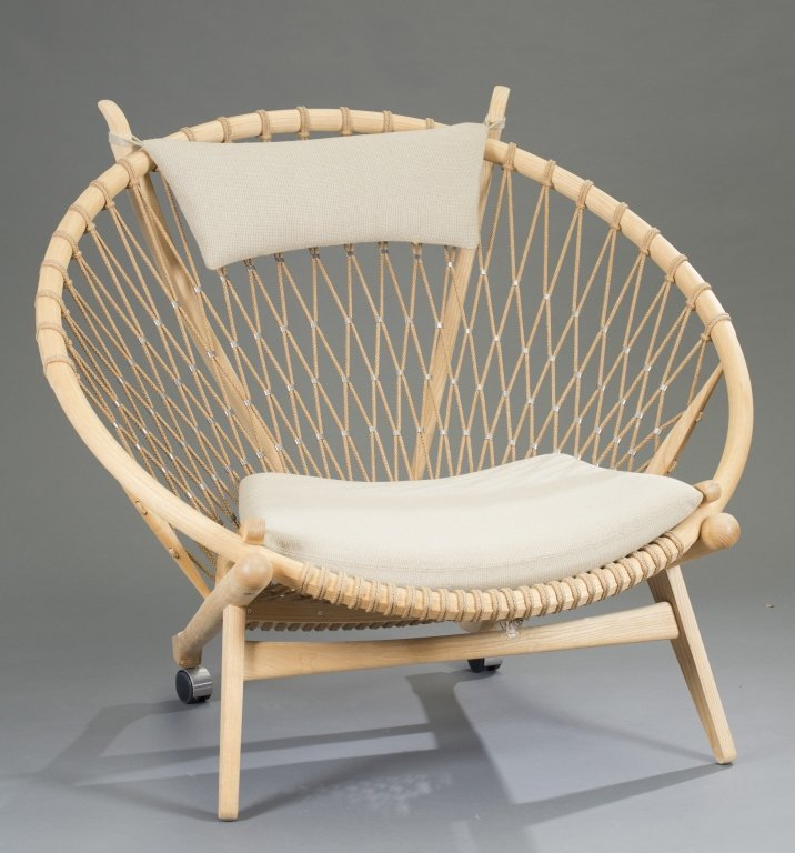 Wegner Circle Chair