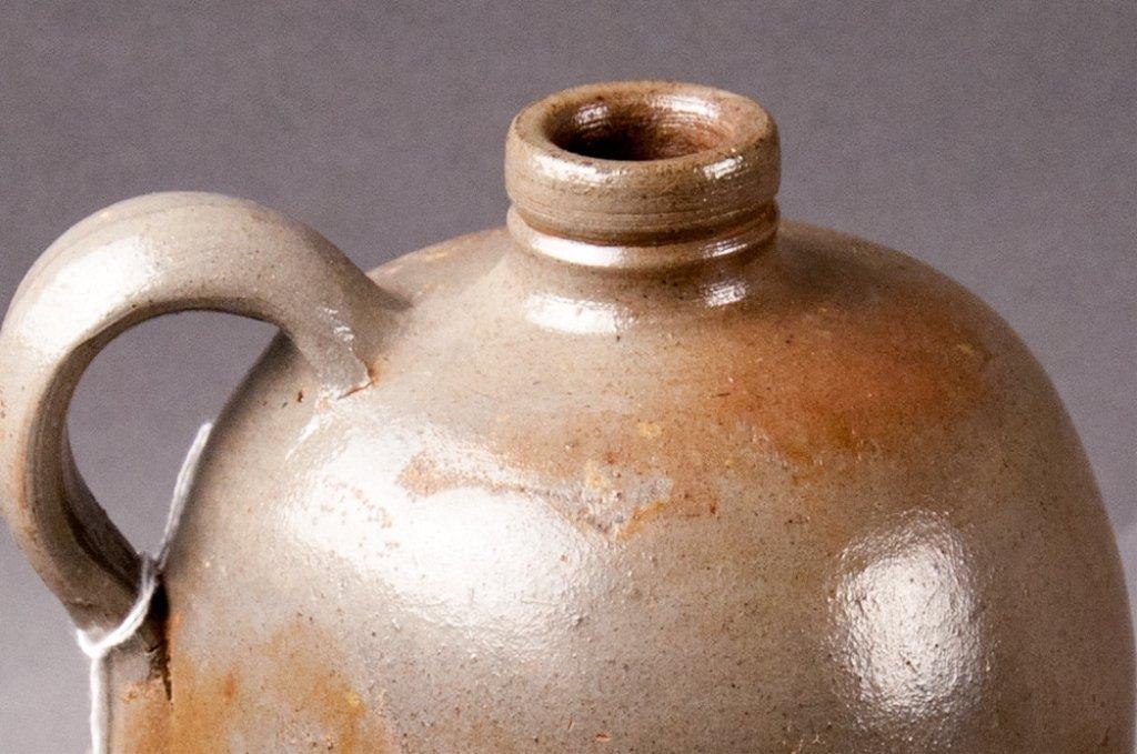 Late 19th Century American Stoneware Jug - 3
