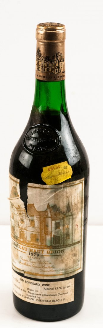 Chateau Haut-Brion Grand Cru Classe, 1979