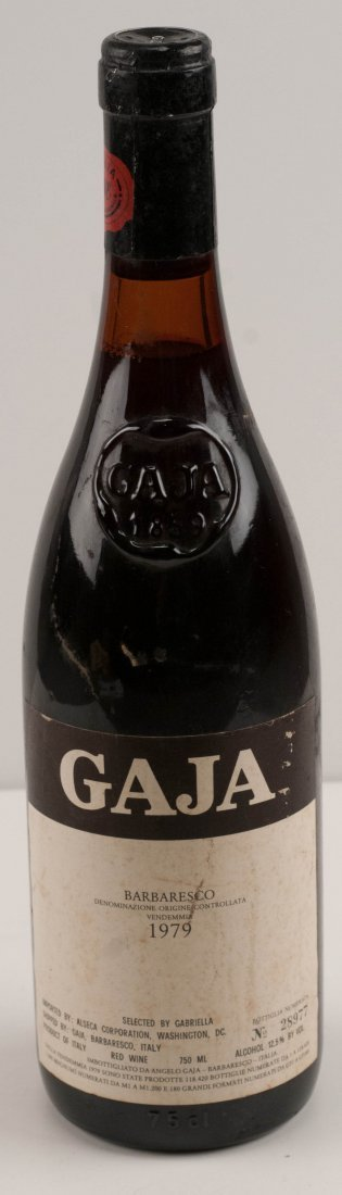 1979 Gaja Barbaresco