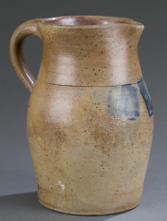 Southern Stoneware Pitcher