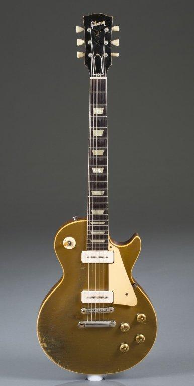 1956 Gibson Goldtop Les Paul Guitar