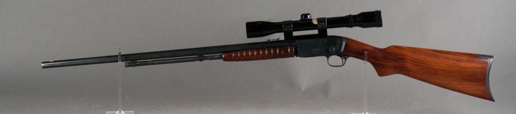 Remington Model 12CS Special .22 Rifle