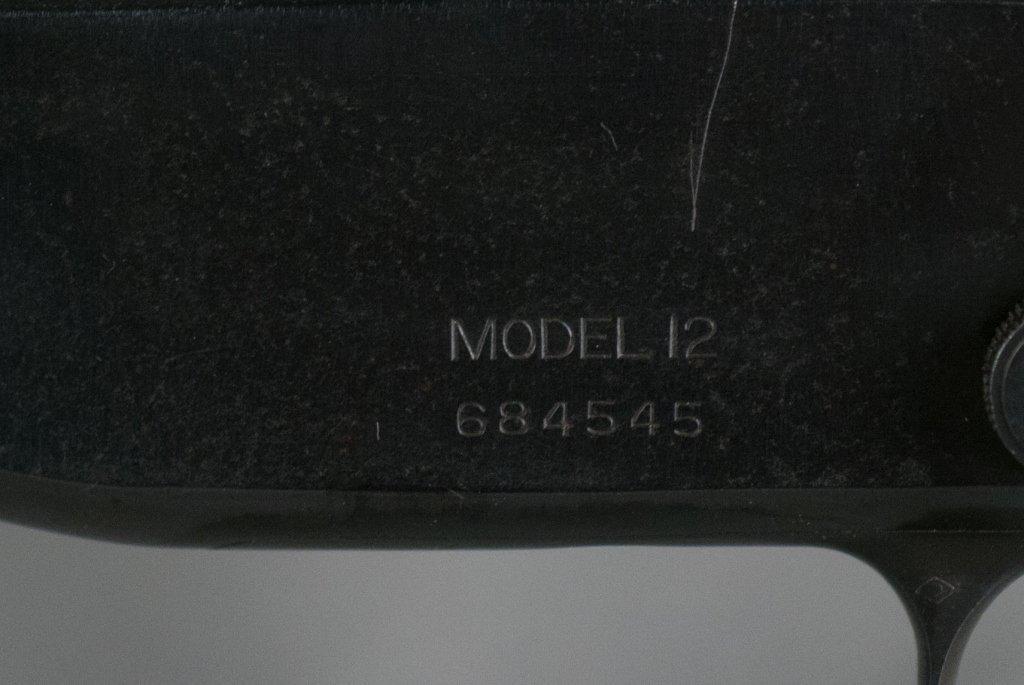 Remington Model 12CS Special .22 Rifle - 3