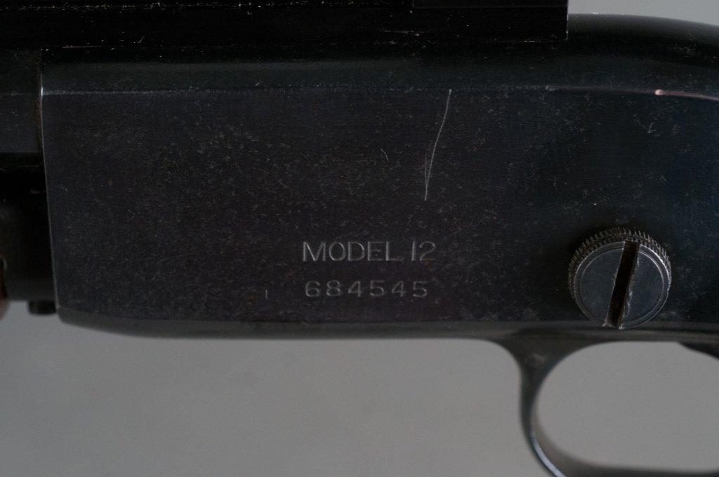 Remington Model 12CS Special .22 Rifle - 5