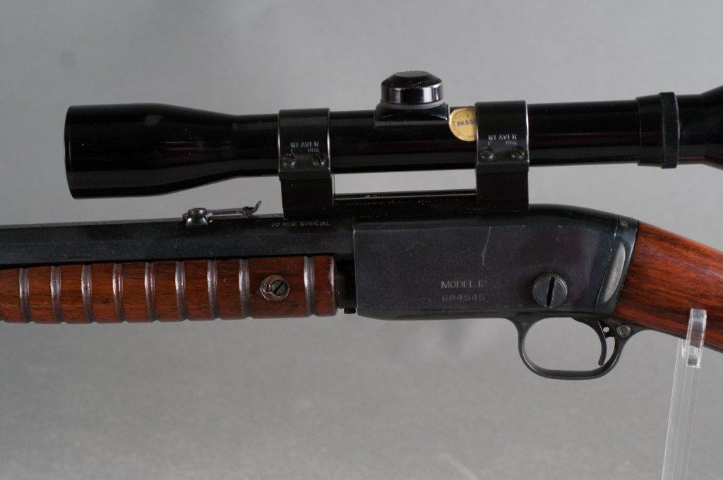 Remington Model 12CS Special .22 Rifle - 6