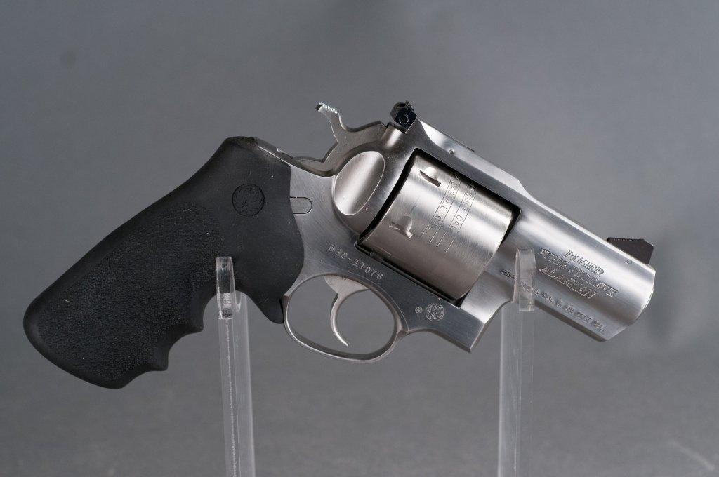 Ruger .454 Casull/ .45 Colt Super Redhawk Alaskan