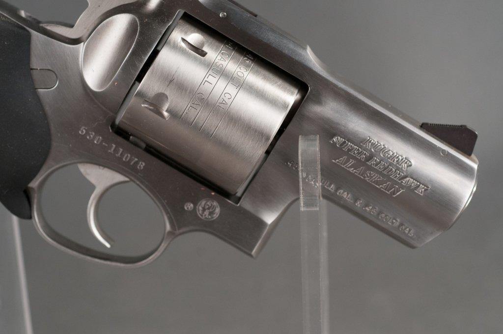 Ruger .454 Casull/ .45 Colt Super Redhawk Alaskan - 2
