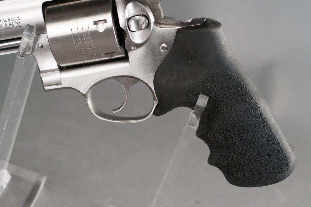 Ruger .454 Casull/ .45 Colt Super Redhawk Alaskan - 4