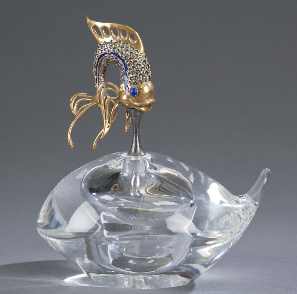 Steuben Glass Paperweight