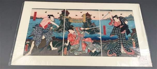 Toyokuni III (Japanese, 1786-1864)